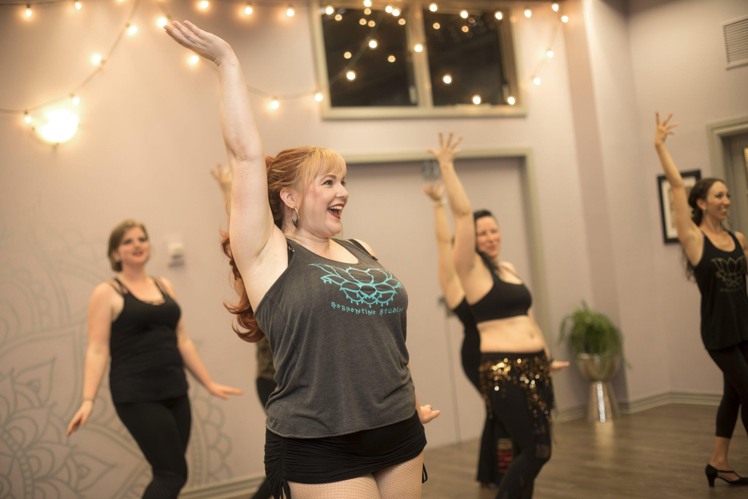 In-Studio Dance Class