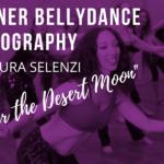 beginner choreo desert moon